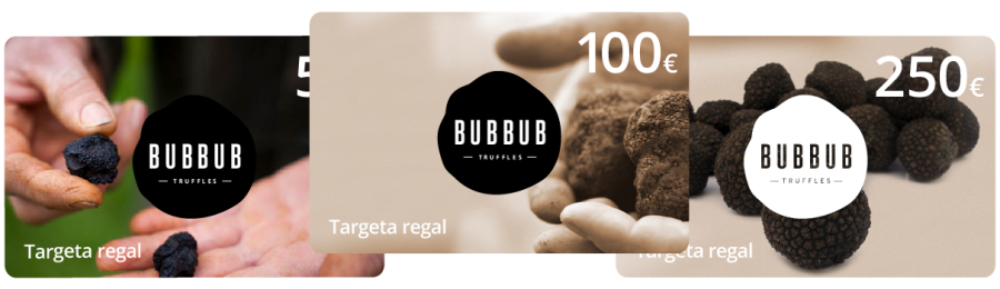 Targetes Regal Bubbub