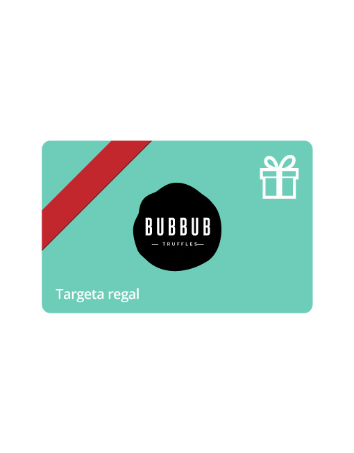Targeta Regal Bubbub